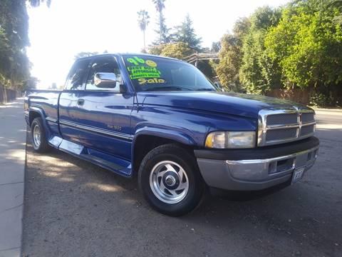 1996 Dodge Ram Pickup 1500 for sale in Modesto, CA