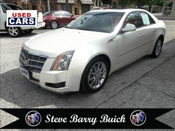 2008 Cadillac CTS for sale in Lakewood, OH