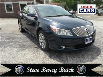 2010 Buick LaCrosse for sale in Lakewood, OH
