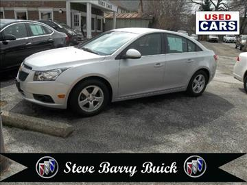 2014 Chevrolet Cruze for sale in Lakewood, OH
