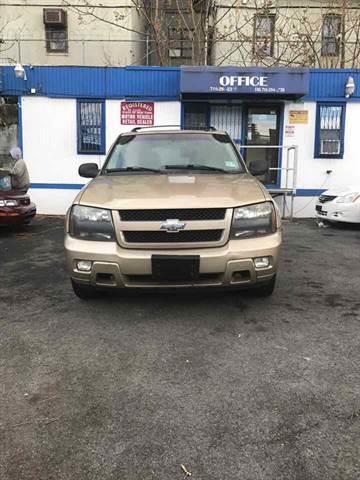 2007 Chevrolet TrailBlazer for sale in Bronx, NY