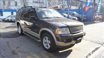 2005 Ford Explorer for sale in Bronx, NY