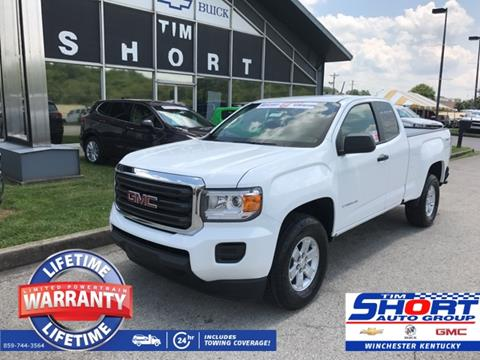 2017 GMC Canyon for sale in Winchester, KY