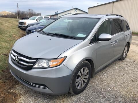 2016 Honda Odyssey for sale in Winchester, KY