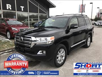 2016 Toyota Land Cruiser for sale in Winchester, KY