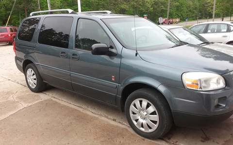 2005 Saturn Relay for sale at Clark Automotive in Lake Ann MI