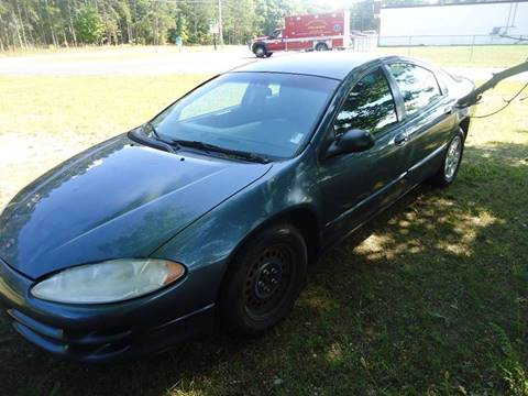 2003 Dodge Intrepid for sale at Clark Automotive in Lake Ann MI