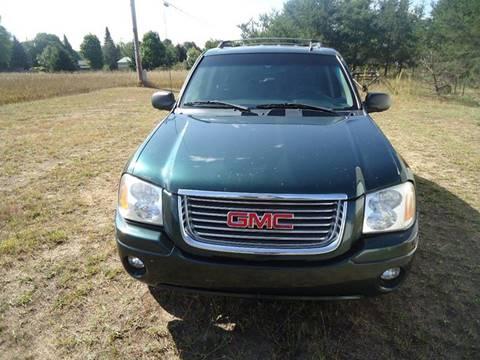 2006 GMC Envoy for sale at Clark Automotive in Lake Ann MI