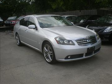 2007 Infiniti M35 for sale in Arlington, TX