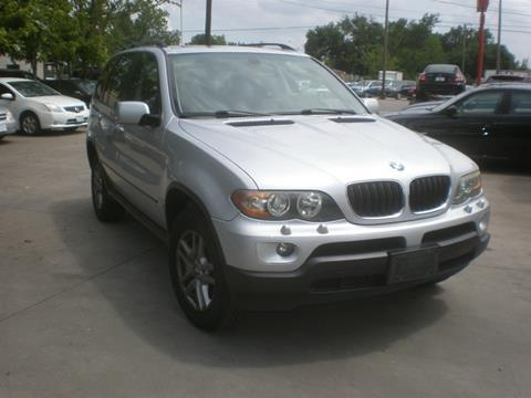 2005 BMW X5 for sale in Arlington, TX