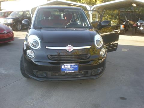 2014 FIAT 500L for sale in Arlington, TX