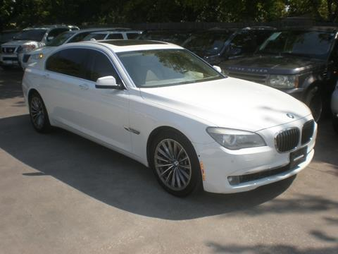 2009 BMW 7 Series for sale in Arlington, TX