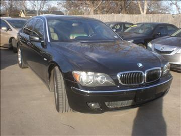 2006 BMW 7 Series for sale in Arlington, TX