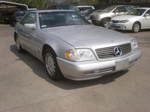 1996 Mercedes-Benz SL-Class for sale in Arlington, TX