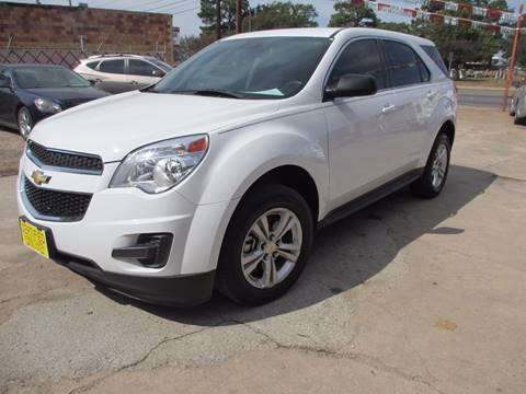 2013 Chevrolet Equinox for sale in Longview, TX