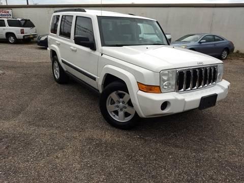 2008 Jeep Commander for sale in Longview, TX
