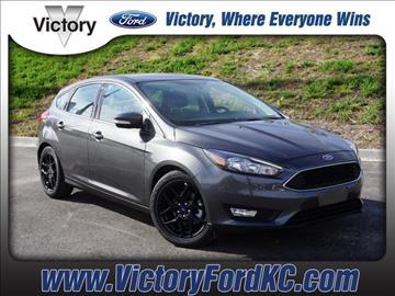 2016 Ford Focus for sale in Kansas City, KS
