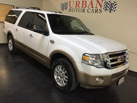 2014 Ford Expedition EL for sale in Arlington, TX