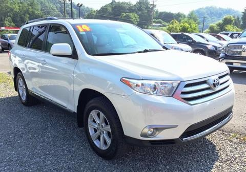 2012 Toyota Highlander for sale in Pikeville, KY