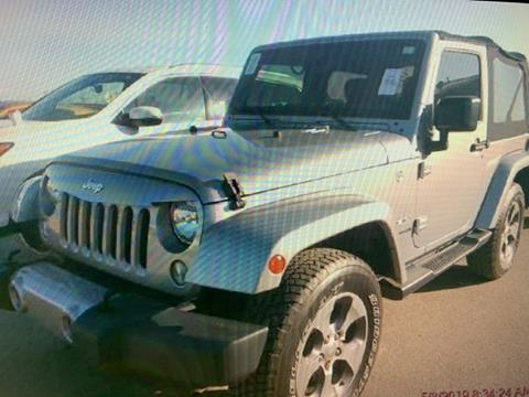 2016 Jeep Wrangler for sale in Pikeville, KY