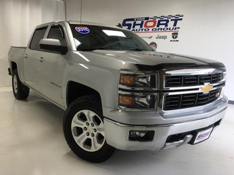 2015 Chevrolet Silverado 1500 for sale in Pikeville, KY
