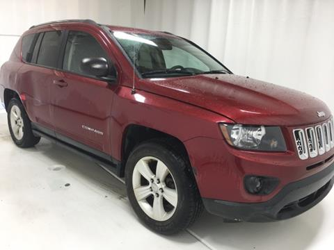 2014 Jeep Compass for sale in Pikeville, KY