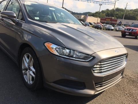 2013 Ford Fusion for sale in Pikeville, KY