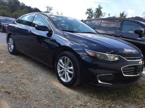 2016 Chevrolet Malibu for sale in Pikeville, KY