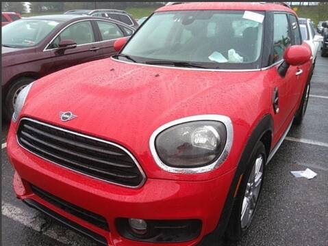 2019 MINI Countryman Cooper for sale at Tim Short CDJR Hyundai in Pikeville KY