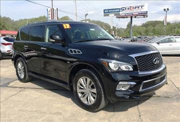 2017 Infiniti QX80 for sale in Pikeville, KY