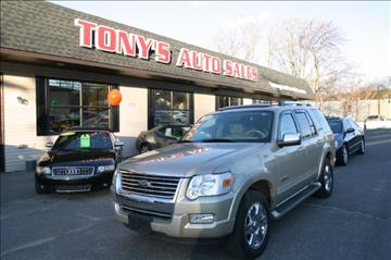 2006 Ford Explorer for sale in Waterbury, CT