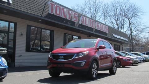 2011 Kia Sportage for sale in Waterbury, CT