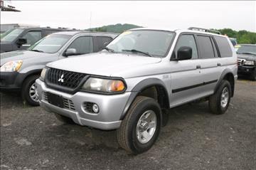 2002 Mitsubishi Montero Sport for sale in Waterbury, CT