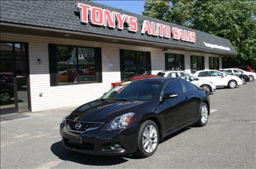 2010 Nissan Altima for sale in Waterbury, CT