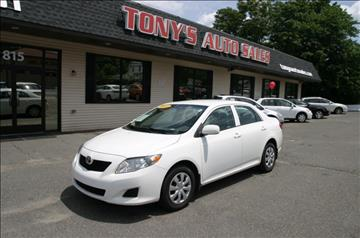 2010 Toyota Corolla for sale in Waterbury, CT