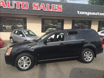 2007 Cadillac SRX for sale in Waterbury, CT