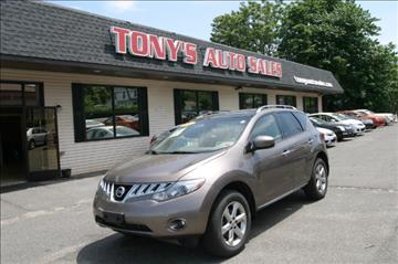 2010 Nissan Murano for sale in Waterbury, CT
