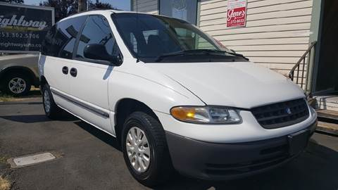 1999 Plymouth Voyager for sale in Tacoma, WA