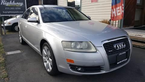 2005 Audi A6 for sale in Tacoma, WA