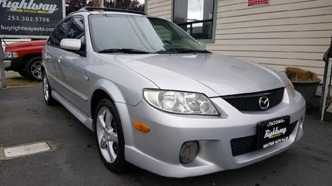 2002 Mazda Protege5 for sale in Tacoma, WA