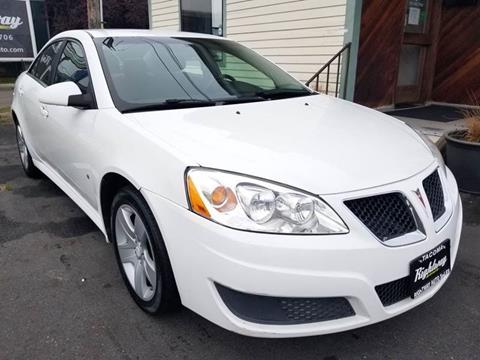 2010 Pontiac G6 for sale in Tacoma, WA