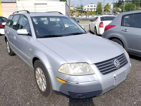 Rightway Auto Sales >> Used 2002 Volkswagen Passat For Sale - Carsforsale.com®