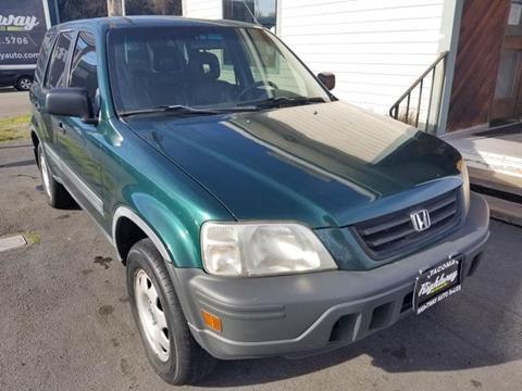 2000 Honda CR-V for sale in Tacoma, WA