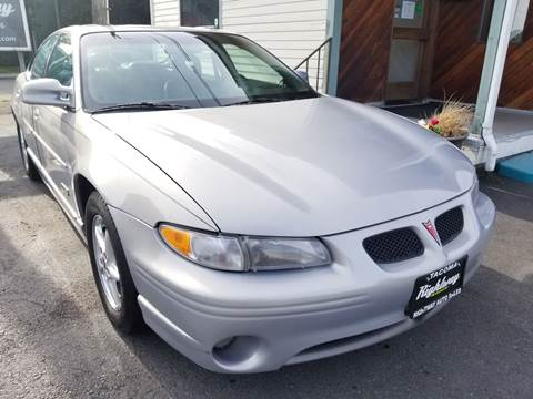 1999 Pontiac Grand Prix for sale in Tacoma, WA