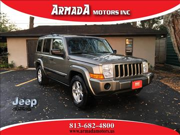 2006 Jeep Commander for sale in Tampa, FL