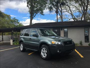 2005 Ford Escape for sale in Tampa, FL