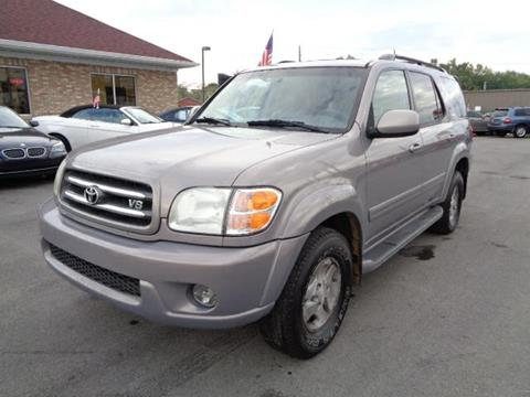 2001 Toyota Sequoia for sale in Indianapolis, IN
