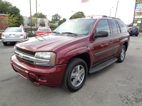 2005 Chevrolet TrailBlazer for sale in Indianapolis, IN