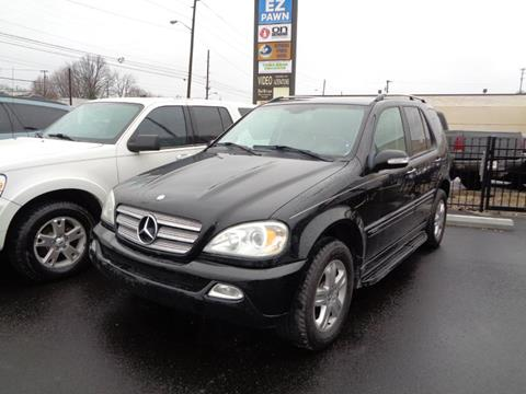 2005 Mercedes-Benz M-Class for sale in Indianapolis, IN