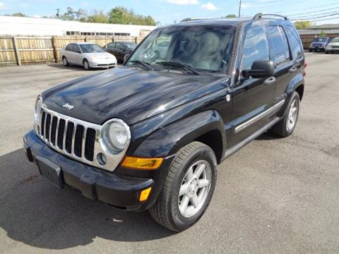 2007 Jeep Liberty for sale in Indianapolis, IN